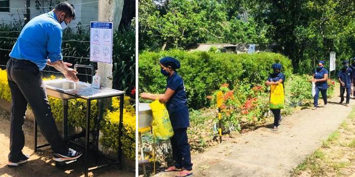 Handwashing and Hand Sanitising