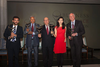 Dilmah Founder named Oslo  Business for Peace Honouree
