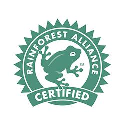 Rainforest Alliance Chain of Custody Certification